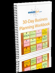 30 Day Business Planning Workbook